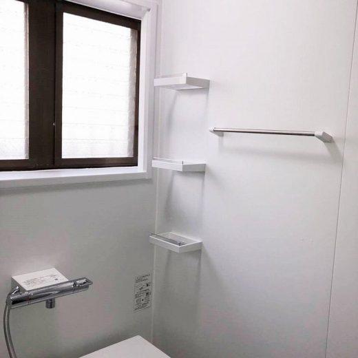 バスルーム プチリフォーム
